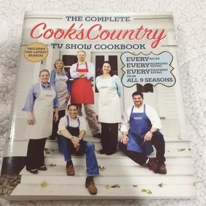 Cook's Country TV Show Cookbook
